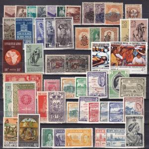 Worldwide  Lot-   Unused  (A19159)