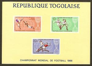 Togo #C60a NH World Soccer Cup SS