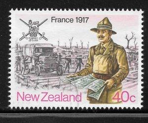 New Zealand Used [5899]