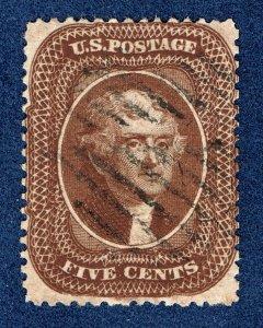 [0202] 1860 Scott#30A used cv:$300