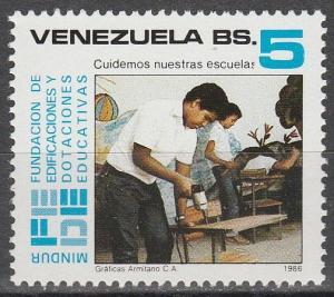 Venezuela #1355  MNH   (K273)