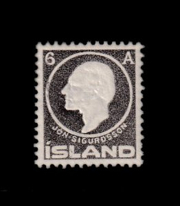 ICELAND 89 MNH