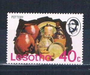 Lesotho 206 MNH Pottery 1976 (MV0332)+
