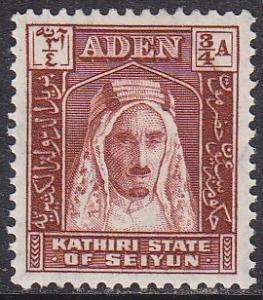 Aden (Seiyun) 2 Sullan Ja'far 1942