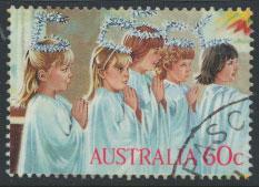 Australia SG 1042 - Used