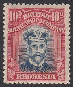 Rhodesia 129 MH CV $16.50