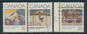 Canada SG 993 - 995 Used