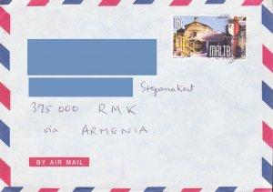 MALTA LETTER TO NAGORNO KARABAKH ARMENIA 2000 R1169