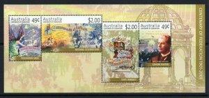 AUSTRALIA SGMS2066 2001 CENTENARY OF FEDERATION MNH