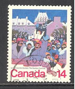 Canada Sc # 780 used (DT)