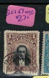 Ecuador SC 151 VFU (8ebv)