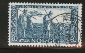 Norway Scott 245 used 1941 stamp