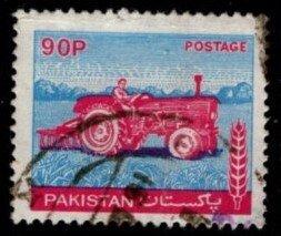 Pakistan - #469 Tractor - Used