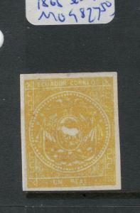 Ecuador SC 39 MOG (4dvt)