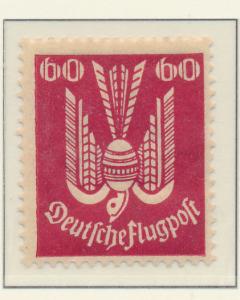 Germany Stamp Scott #C6, Mint Heavily Hinged - Free U.S. Shipping, Free World...