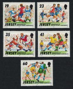 Jersey European Football Championship England 5v SG#741-745