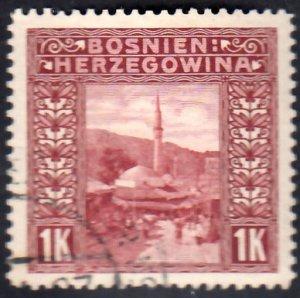 Bosnia and Herzegovina Scott 43 Used.