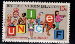 Virgin Islands  Scott 233 Usedt stamp