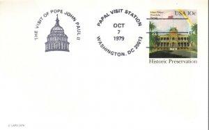 US Event Visit Of Pope Paul II, Washington (18294)