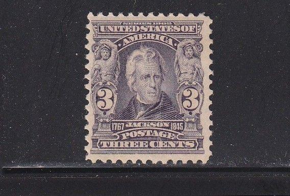 302 VF-XF mint  never hinged  with nice color  ! see pic !