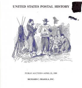 Frajola: Sale # 40  -  United States Postal History, Fraj...