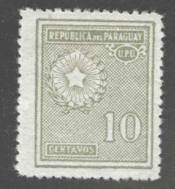 Paraguay Scott 273 MH* stamp