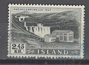 COLLECTION LOT # 2524 ICELAND #294 1956 CV=$12