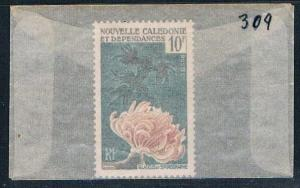 New Caledonia Unused Flower (N0558)