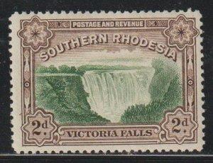 Southern Rhodesia  SC 37b Mint Hinged