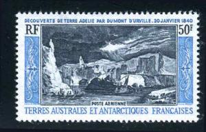 FSAT French Southern and Antarctic Lands Scott C7 Mint Hinged