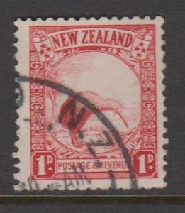 New Zealand Sc#186 Used