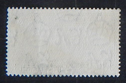 Cyprus, 3 Pi, WATERMARK (1851-T)