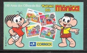Brazil #2415 MNH Booklet