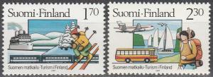 Finland #748-9 MNH F-VF  (SU3924)
