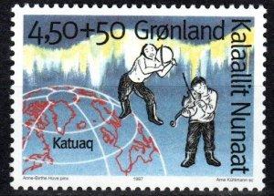 Greenland #B22  MNH CV $2.50 (X1300)