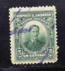 El Salvador Scott 474 Used 1921