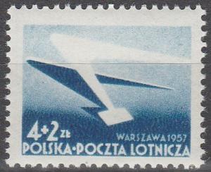 Poland #CB1  MNH F-VF (SU4777)