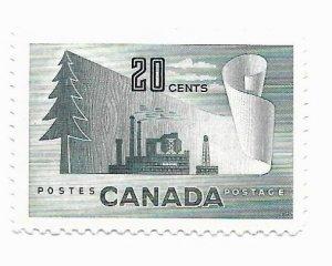 Canada 1952 - M - Scott #316 *