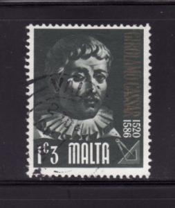 Malta 475 U Girolamo Cassar, Architect