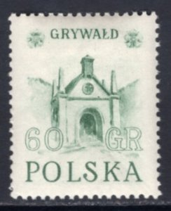 Poland 555 MNH VF