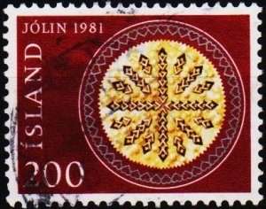 Iceland. 1981 200a S.G.605 Fine Used