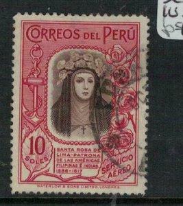 Nicaragua SC C39, 10s VFU (4ekt)
