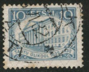 Estonia Scott 109 used from 1932 set