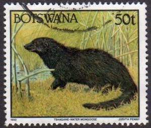 Botswana 530 - Used - 50t Water Mongoose (1992) (cv $0.55) (2)