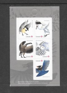 BIRDS - CANADA #3118-22  MNH
