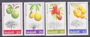 Malawi 1993 World Forestry Day - Indigenous Fruit Trees. MNH