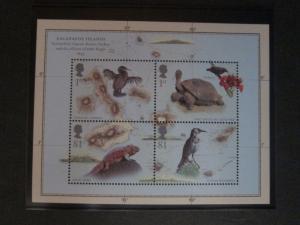 Great Britain 2009 Sc 2626 Bird set MNH