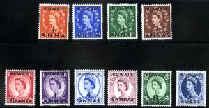 KUWAIT 102-112 MH SCV $16,75