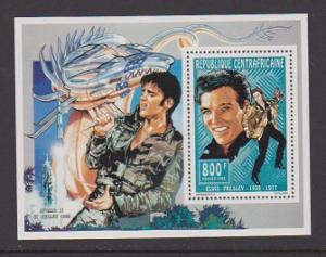 REPUBLIQ centrafricaine   STAMPS MNH OF ELVIS PRESLEY #1097a .LOT#442