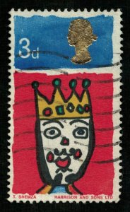 Great Britain, (2886-T)